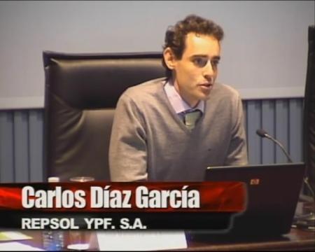 D. Carlos Díaz García. REPSOL YPF, S.A. - Xornada técnica: As microalgas como fonte sostible de produción de biocombustibles e de tratamento de residuos hídricos: o proxecto ENERBIOALGAE